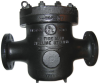 Cast Iron Basket Strainers for Firelines -- 595