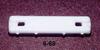 Porcelain Antenna Strain Insulator -- 6-69 - Image