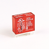 110V DPDT PCB Style 2P Safety Relay -- 700-HPS2Z1