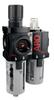 Air Prewinder Filter-Regulator-Lubricator -- 2KFRL-1