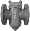 Cast Steel or Alloy Basket Strainers -- 186