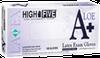 High Five Latex Gloves W/Aloe -- L931