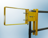 Self-Closing Safety Gate -- A Series - Carbon Steel
