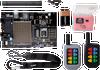 418MHz HS Long Range Handheld Transmitter -- OTX-418-HH-LR8-HS-xxx
