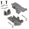 D-Sub, D-Shaped Connectors - Backshells, Hoods -- 909PE-ND