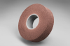 3M Scotch-Brite GP-WL Aluminum Oxide Hard Buffing Wheel - Medium Grade - 6 in Diameter - 1 in Center Hole - Thickness 1 in - 02169 -- 048011-02169