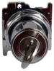 Non Illuminated Selector Switch Operator -- 10250T15111 - Image
