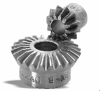 Straight Bevel Gear -- QG-B32-2412D