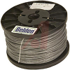 Cable; 5 cond; 22 AWG; Strand (7X30); Foil+braid shielded; Chrome jkt; 500 ft. -- 70005314 -- View Larger Image