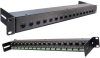 CCTV Patch Panel -- H16P-RJ45