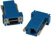 DB9 Female to RJ45 Modular Adapter (RS-232 Pinout) for SeaI/O Modules -- DB109