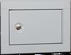 In-wall Pistol Steel Cabinet -- Model # IWC-11