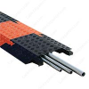 Guard Dog® Single Channel Low Profile Cable Protectors -- CPGD3-DO -- View Larger Image