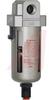 Air Filter; Modular; 150 PSI max; 1/2NPT ports; auto drain (N.O.) -- 70070522