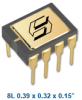 Isolink Hermetic Linear Optocoupler -- OLH7000