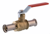 Ball Valve for PEX and Multilayer (P-A-P) Pipes -- 438P
