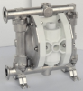 AODD Stainless Steel ASTRAFOOD Pumps -- DFA75