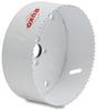 Hole Saw: bi-metal HSS-Co8, 4-1/4 inch (108mm) diameter -- 126108 -- View Larger Image