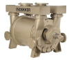 Large Capacity Single Stage Liquid Ring Vacuum Pumps -- DV10001K-K - Image
