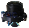 Megapixel Motorized Varifocal Lens -- D14-02812IR(3MP)-C-EE -Image