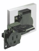 Receptacles Panel Mount -- PMRBA