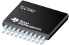 TLC1543 10-Bit, 38 kSPS ADC Serial Out, On-Chip System Clock, 11 Ch. -- TLC1543INE4