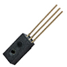 HIH-4010/4020/4021 Series covered integrated circuit humidity sensor, 1,27 mm [0.050 in] lead pitch SIP -- HIH-4020-002 -Image