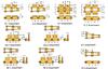 Plastic Sleeve Chain Attachment -- CS2052SSD 1L SA-2 -Image