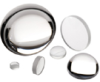 UV Fused Silica Planoconvex Lens- AR Coated -- LXS1006-AU1