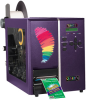 Industrial Color Label Printer and Workstation -- QLS-4100 Xe