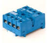 General Purpose Relay Socket, 8-Pin Octal DIN Rail Mount -- 78988798852-1