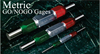 Metric Go/No Go Gages -- 16.21mm - 19.30mm