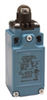 Global Limit Switches Series GLS: Top Roller Plunger, 1NC 1NO SPDT Snap Action, 0.5 in - 14NPT conduit, Gold Contacts -- GLCA07C