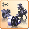 Tyre Couplings -- Series FF