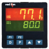 Red Lion PXU Temperature/Process Panel Meter, 2 relays, 24 VDC -- GO-65590-05