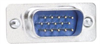 Premium SVGA Extension Cable, HD15 Male / Female, Black 20.0 ft -- CTL3VGAMF-20B -Image