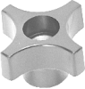 Plastic 4-Prong Knob -- Model 32271