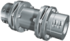 GERWAH™ RING-flex™ Clamping Hub Coupling With Standard Spacer -- CHD