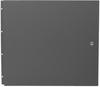 7RU Steel Front Door for Desk Top Cabinets -- 70268