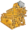 Cat 50Hz Gas Generator -- CG260-12-Image