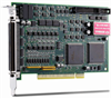 6-CH Quadrature Encoder and Multi-Function I/O Card -- PCI-8136