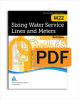M22 Sizing Water Service Lines and Meters, Third Edition (PDF) -- 30022-3E-PDF
