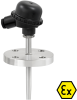 NAMUR Sensor with Flange and Extention Tube -- TRA/TCA-F42