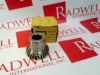 REXNORD 1020T-.875-3/16X3/38 ( COUPLING .875IN BORE 3/16 X 3/32IN KEYWAY STEEL ) -Image