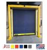 Goal Post Door Guards -- HDGGP108X120-4SQT - Image