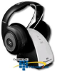 Sennheiser RS 130 Wireless Headphones -- 009925