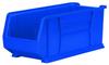 Akro-Mils Akrobin 300 lb Blue Industrial Grade Polymer Stacking Storage Bin - 23 7/8 in Length - 11 in Width - 10 in Height - 1 Compartments - 30287 BLUE -- 30287 BLUE