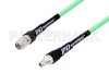 SMA Male to TNC Male Low Loss Test Cable 48 Inch Length Using PE-P300LL Coax, RoHS -- PE338-48 -Image