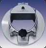 Hinged Sight Glass -- Lumiglas® View/Light Combo Series SKS -Image