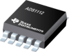 ADS1112 16-bit 240SPS ADC, 2 Ch. Diff/3 Single-end input, Low power Complete System in MSOP-10 -- ADS1112IDGSR - Image